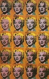 "Andy Warhol ""Marylin Monroe (Twenty Times)"""
