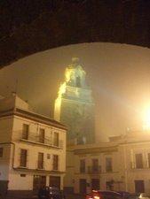 Torre de San Bartolomé, nocturno