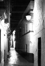 Calle de Carmona, noche