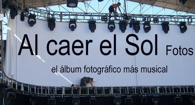AL CAER EL SOL FOTOS
