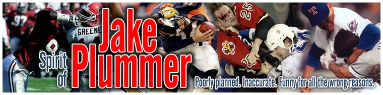 Spirit of Jake Plummer