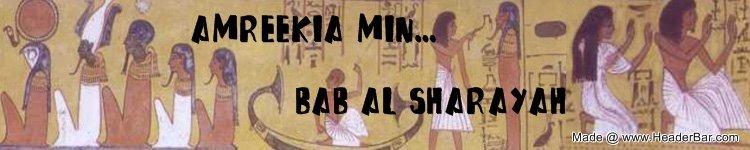 Amreekia min Bab Al Sharayah