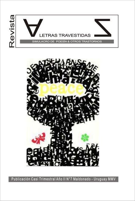 revista letras travestidas nº7