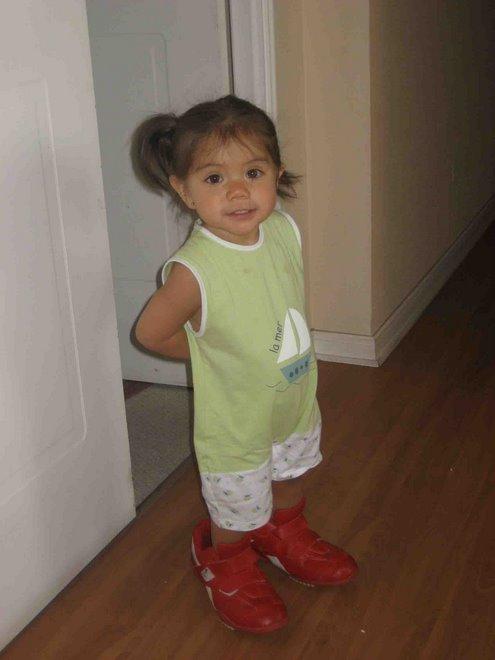 Los zapatos de mamá