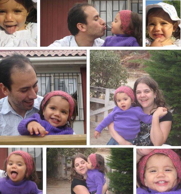 Familia VArgas Espinoza en Pichidangui