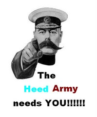WE NEED YOU!!!!!!!!