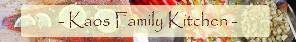 kaos family kitchen