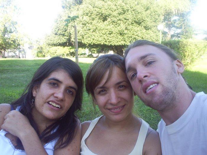 Prima Ann, Hermana Marie y Novio...