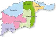 Mapa de San Miguel de Bolivar