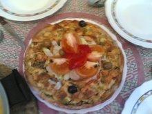 tortell vegetal