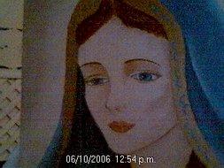 a ELLA la pinte en el 2004