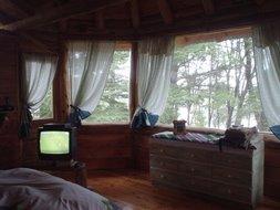 dormitorio de pancho y monica