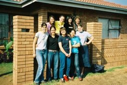DTS outreach - Pretoria, South Africa - October '03