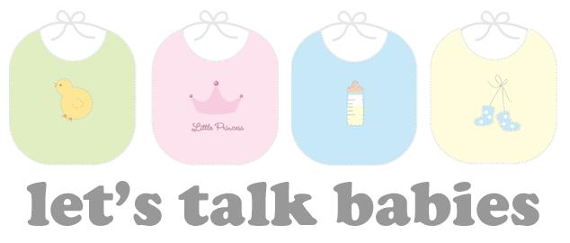 Let's talk babies