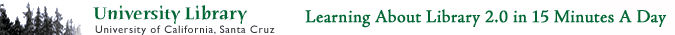 About the UCSC Library Learning 2.0 Program