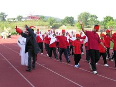 Perbarisan Sukan