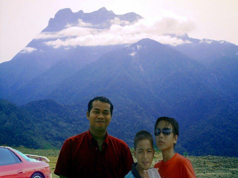 gunung kinabalu dlm kenangan