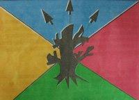 Bandera de Municipio Libertador