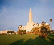 L.A. LDS Temple