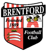 BRENTFORD F.C.  THE BEES