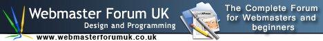 Webmaster forum UK
