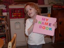Princess's Name Book!