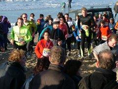 In Actie: Halve marathon Egmond