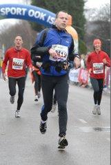 In Actie: Halve marathon Schoorl