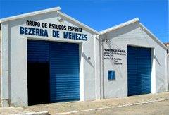 GRUPO BEZERRA DE MENEZES - PARELHAS