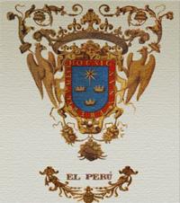 Armas de los Reynos del Perú