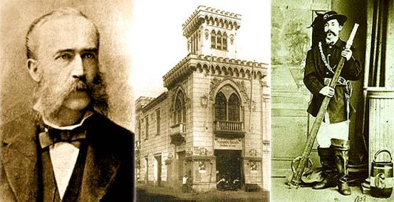 """6ª Cía. """"Cristóforo Colombo"""", Valparaíso"""