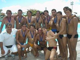Equipe Polo Aquático CIEF
