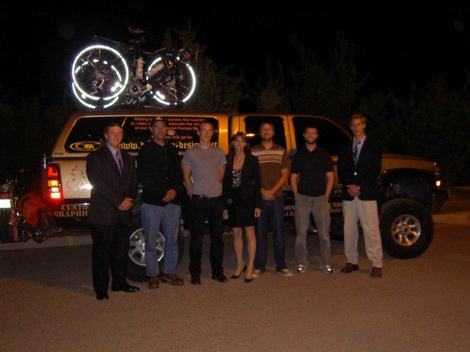 Special Operations Bike Tour Across America