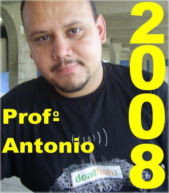 Prof. Antonio - 2008