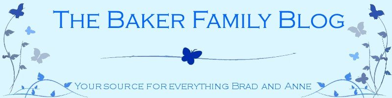 The Baker Family Blog