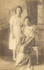Juana Afan, maternal grandmother