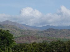 Calanutan Hills and the Blue Sierra Madres