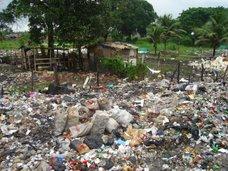 Depósito de Lixo Irregular.