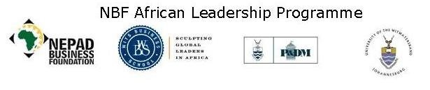 NEPAD Business Foundation African Leadership Programme