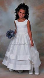 Flower Girl Dress | Communion Dress