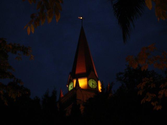 Reloj  Catedral Inmaculada Concepcion de Neiva