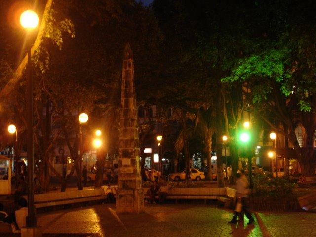 Parque Santander - Neiva - Huila