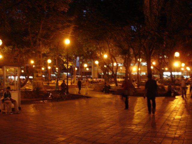 Parque Santander 7:00 p.m - Neiva - Huila