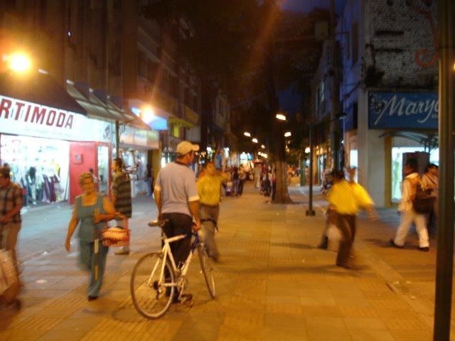 Peatonal de la Quinta - Centro de Neiva