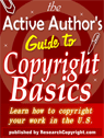 The Active Author's Guide to COPYRIGHT BASICS