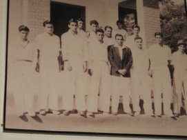 AMU Cricket Team