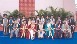 MANUU First Annual Convocation