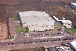 Parque Industrial con zona franca y promoción fabril.
