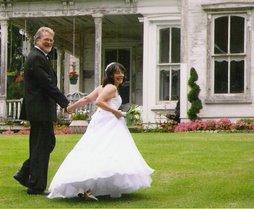 George Marries Brenda in Mt. Upton, NY