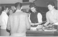 Visalia Public Library, 1958